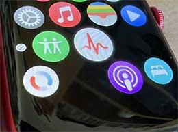 苹果将修复 Apple Watch Series 7 第三方 App 图标丢失问题