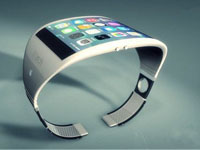 iWatch或成首款配曲面触摸屏的智能手表