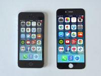 苹果iPhone6蓝宝石屏两个版本均有
