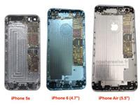 5.5英寸苹果iPhone6后壳也偷跑