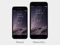 苹果iPhone6/iPhone6 Plus六大不同