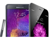 iPhone6 Plus与三星Note4全方位对比