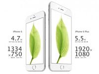 想买iPhone6 Plus,最后只能买6