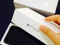 一大波国行iPhone 6现身,不能激活