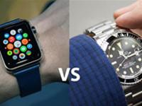 Apple Watch对劳力士不构成威胁