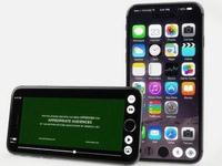 传iPhone 7内置投影仪 配液态金属机身