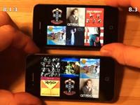 iOS 8.1.3对比iOS 8.3:谁更流畅?