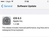 苹果发布iOS 8.3系统 大量修复优化
