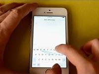 苹果iOS8第三方输入法又添新成员