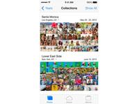 iOS7新版相机:相机和时刻分类功能