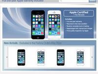 iPhone6即将到来新暗示:神秘苹果网店再上线
