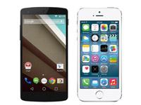 iOS8 vs Android L:谁更优秀?