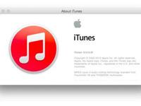 苹果发布iTunes 12测试版 扁平设计红色图标