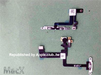 传5.5寸 iPhone 6 的零件谍照首次曝光, 有蓝色机型?