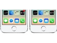 iOS7.1.2越狱插件推荐:调整应用角标透明度AlphaBadge