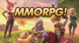 值得推荐的几款MMORPG游戏!