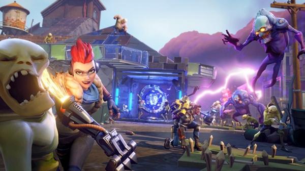 弥补射击游戏短板!《堡垒之夜》开发商将给SE打造一款全新射击游戏