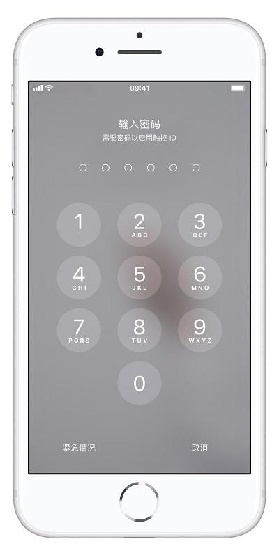 iPhone XS/XS Max 如何临时禁用「面容 ID」解锁?