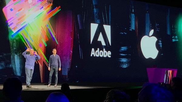 iPad Pro进军专业领域,苹果将与 Adobe 共同开发iPad版PhotoShop