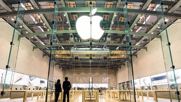 苹果全职员工已达 13.2 万,2018 年研发经费达 142 亿美元