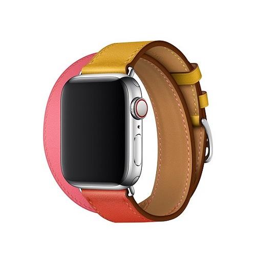 爱马仕版 Apple Watch 多彩表带上线苹果官方商城