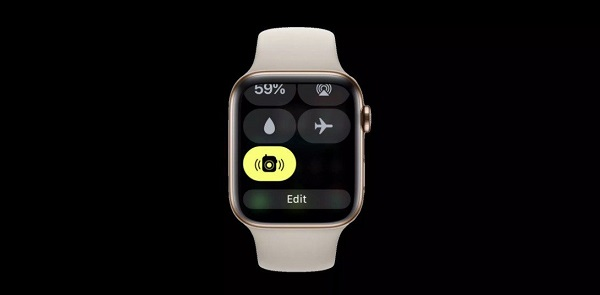 watchOS 5.1.2 新功能:控制中心增加「对讲机」开关