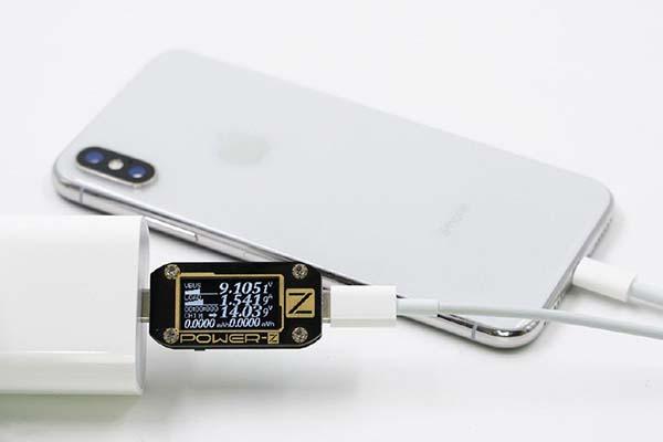 iPad Pro 自带 18W 充电器支持全系 iPhone X 进行快充