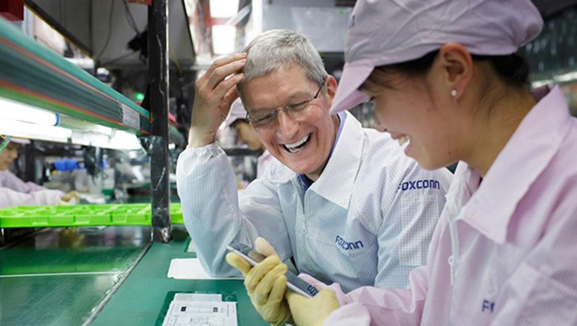 日本经济新闻社:iPhone 需求无力,富士康或将裁撤 10 万人力