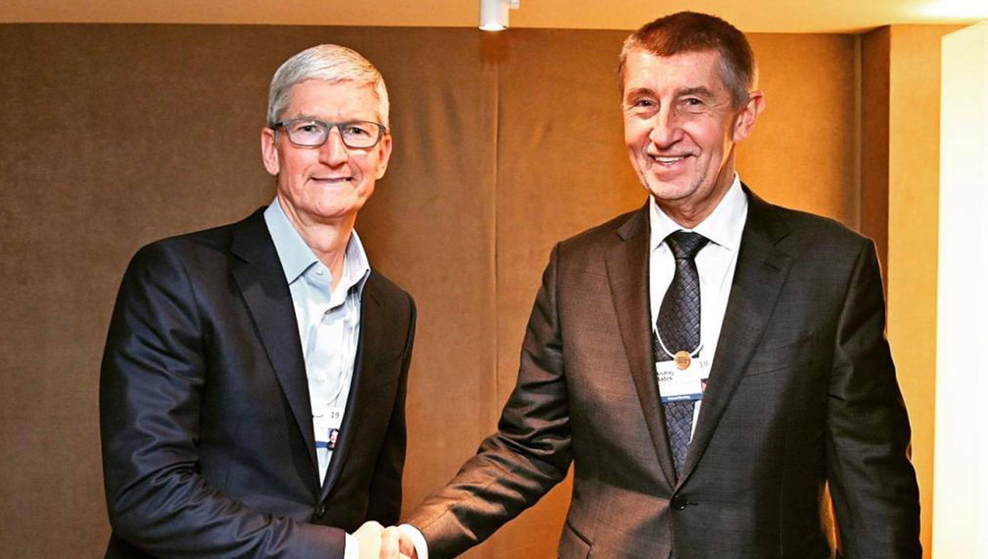 禁售风波后的橄榄枝:捷克总理邀请 Apple 在首都布拉格开店