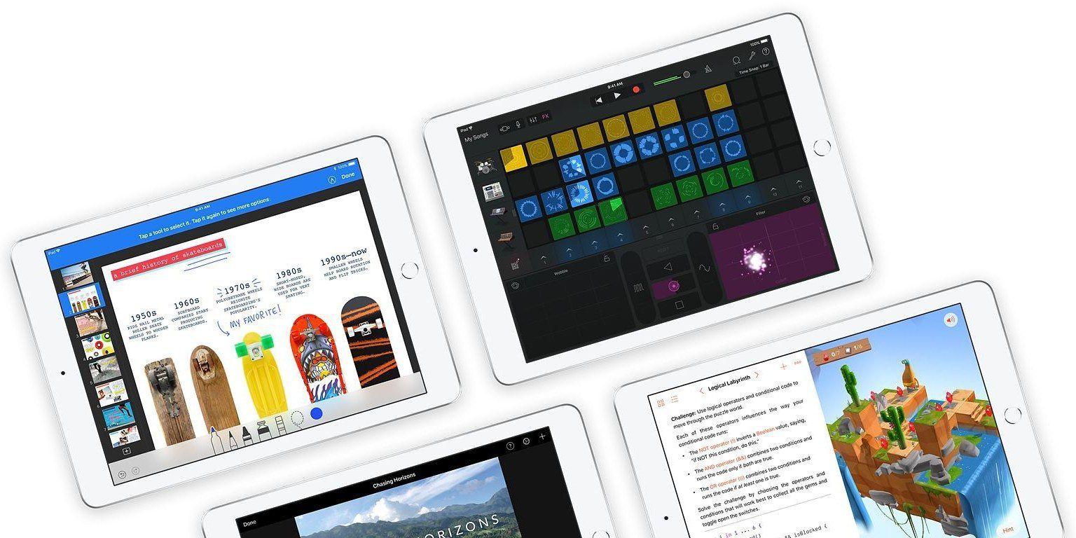 苹果新款 iPad/iTouch 信息出现在 iOS 12.2 Beta 中