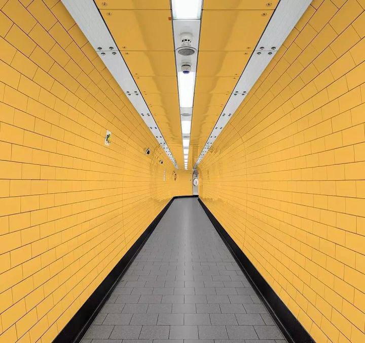 iPhone 摄影 | 如何利用常见的「线条」拍摄出大片感的照片?