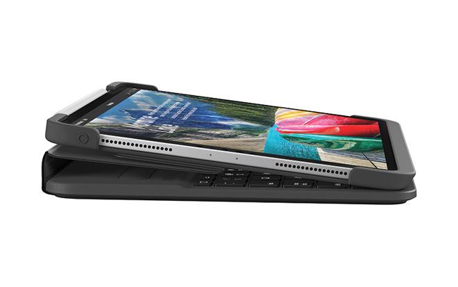 罗技发布 2018 款 iPad Pro 背光键盘保护壳