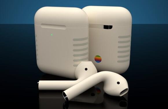 第三方给力:苹果 AirPods 2 黑色/红色等定制版来了