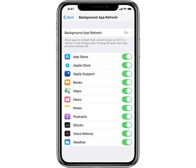 iOS 后台刷新功能有风险:大批应用被曝发送用户数据