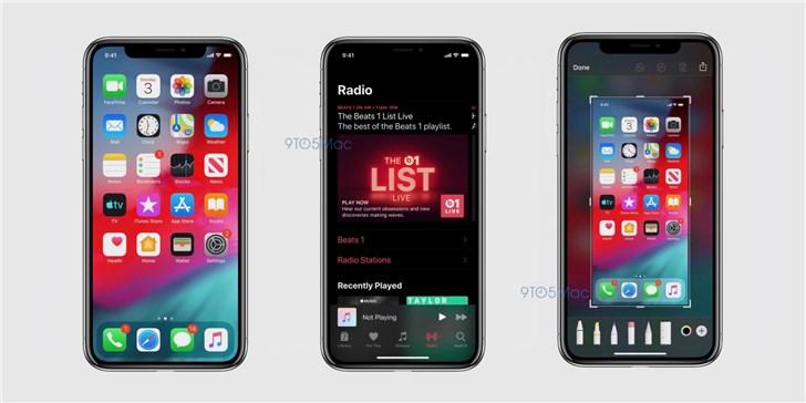 苹果 iOS 13 音量界面曝光