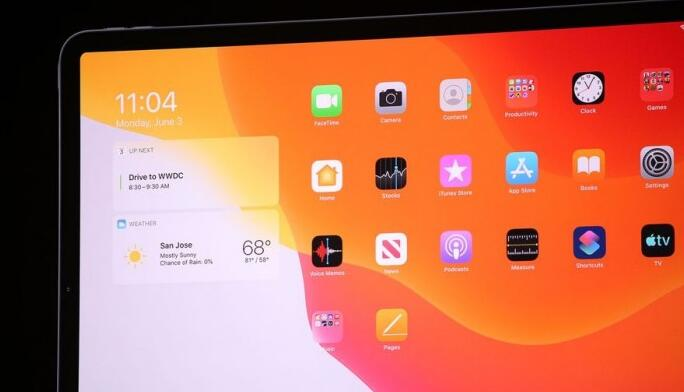 WWDC 重头戏:苹果专为 iPad 打造系统,全新的 iPadOS
