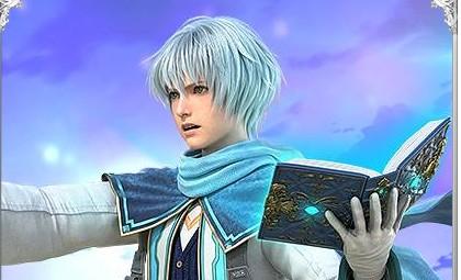 《最终幻想:勇气启示录》主角团角色介绍,史诗剧情感人至深