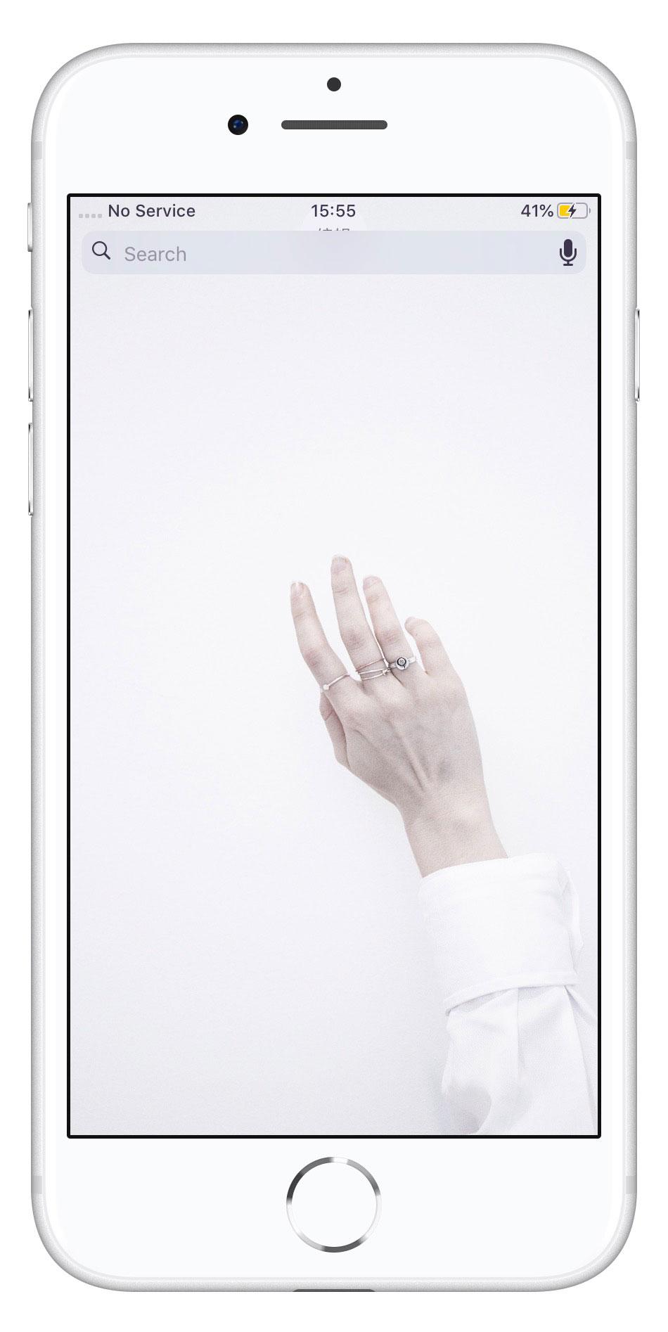 除了设置飞行模式外,iPhone 还能通过什么方法处于无服务状态?