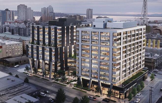 苹果计划在西雅图租用大型办公室,可容纳 4200 名员工
