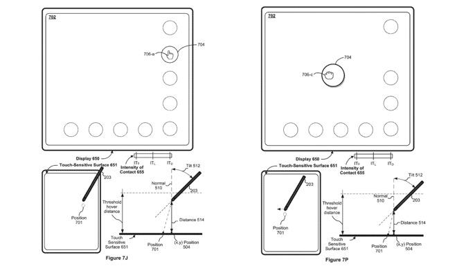 苹果获得全新悬停手势专利,可实现隔空触屏
