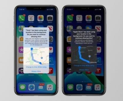 在 iOS 13 中,苹果增加了这些内容来保护用户隐私安全