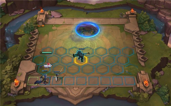 DOTA官方自走棋《刀塔霸业》公布 小紫本玩家现可游玩
