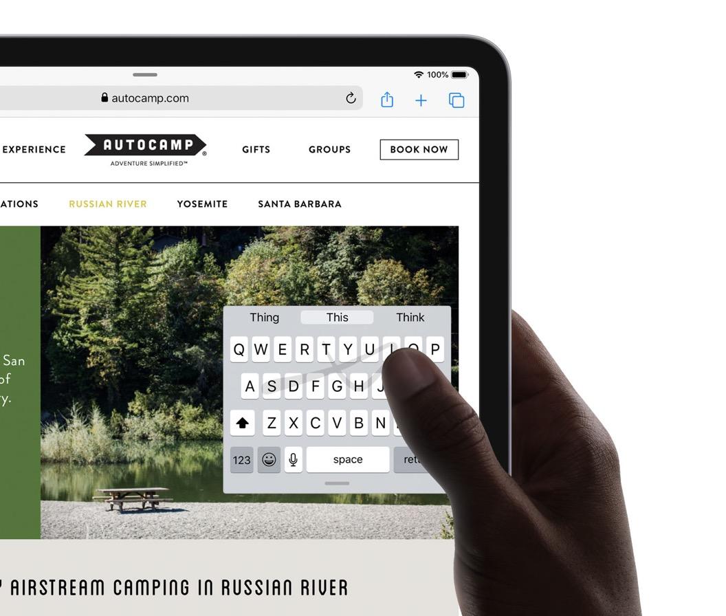 iPadOS 的六个新改进:包括可浮动的原生键盘
