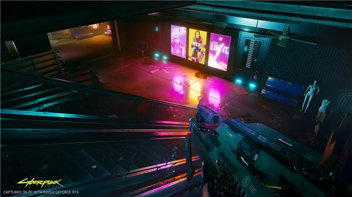 """《赛博朋克2077》自由度极高 玩家可创建""""跨性别""""角色"""