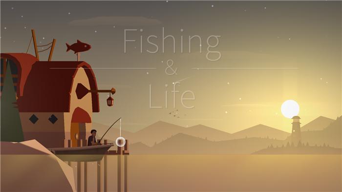 治愈心灵的良药是钓鱼 FishingLife试玩