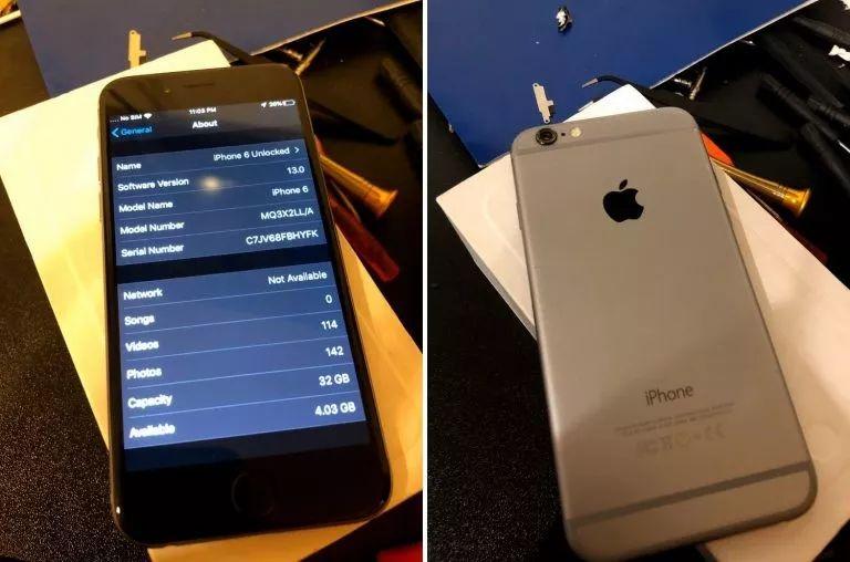 已证实 iPhone 6 可升级 iOS 13 为虚假消息