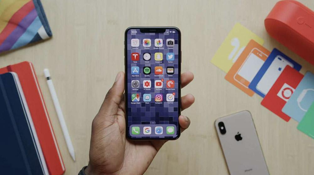 升级iOS13之后,iPhone XR怎么卸载APP?