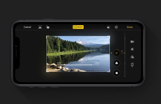 iOS 13 相机与照片应用有哪些新变化?