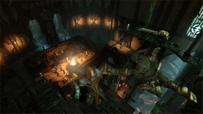 黑暗另一面:为何玩家喜欢在游戏中当