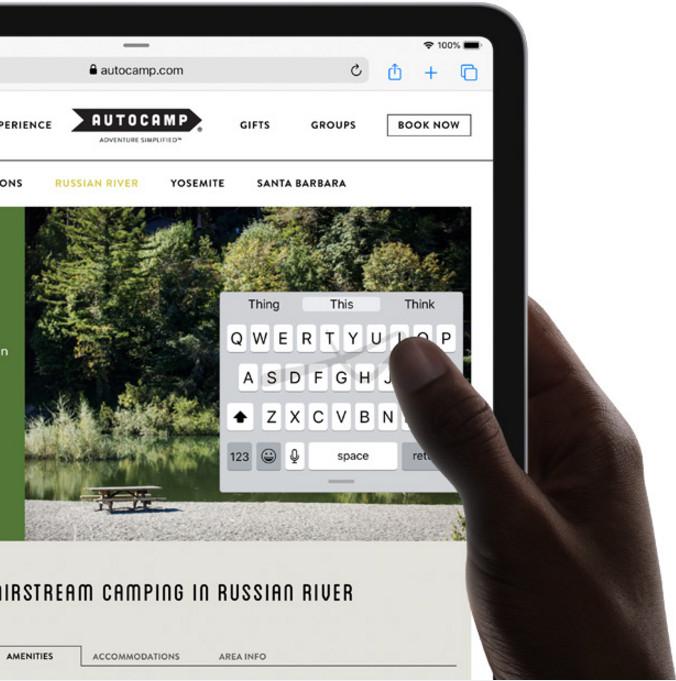 提升效率:在 iPadOS 上编辑文本的 5 个新体验